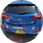 Shane's Hyundai